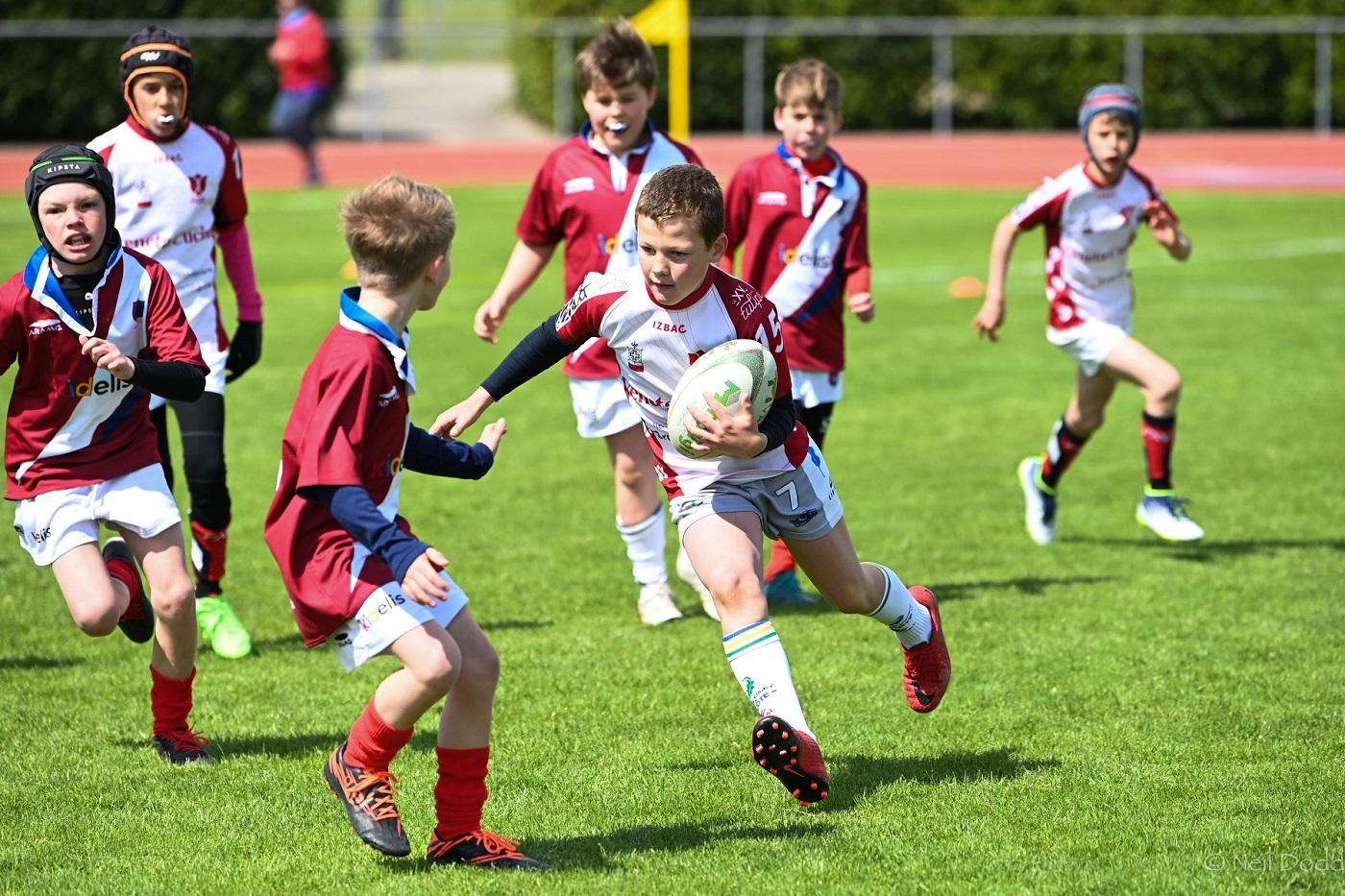Terre Sainte Rugby Centre Sportif des Rojalets